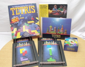 Old School Tetris Board Game!