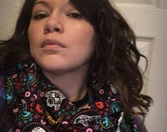 Star Wars Day of the Dead Infinity Scarf