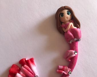 Creation in Fimo, The Little Mermaid
