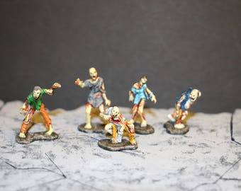 "Dungeon and Dragons ""Zombies"""