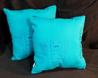 Beemo Adventure Time Pillow