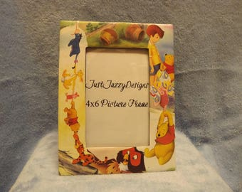 disney picture frame winnie the pooh - Winnie The Pooh Picture Frame