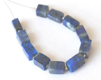 Gorgeous 3 lapis lazuli beads