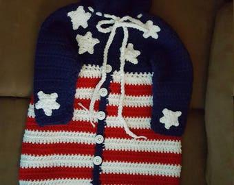 I salute American