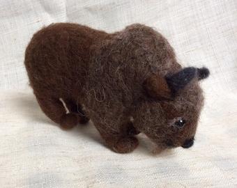 Stuffed Buffalo Etsy