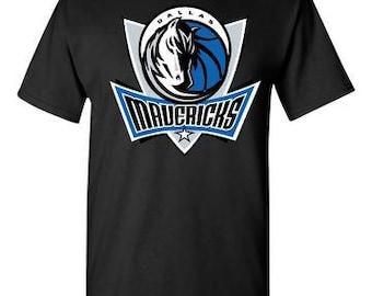 Dallas Mavericks T-Shirt Black