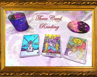 Tarot Reading - Past, Present and Future