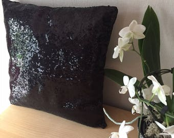 Sequins cushion covers