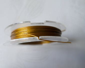 x 1 coil 10 meters of wire for creating 0.45 mm