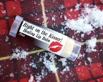 Right On The Kisser! Healing Lip Balm