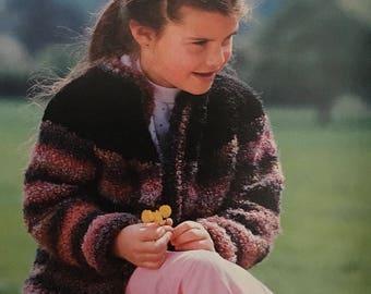 PDF Knit Children Jacket III