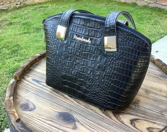 Made to Order - Lola Domed handbag