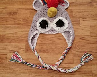 Handmade Adult Unicorn Hat