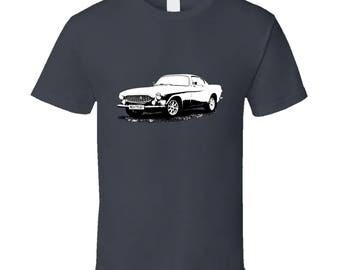 Volvo P1800 T Shirt Volvo P1800 Shirt Volvo P1800 T Shirt Volvo P1800 T-Shirt Volvo P1800 Tee Volvo Shirt P1800 Volvo Classic Car T-Shirt