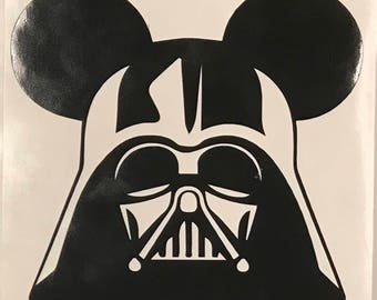 Darthmouse sticker