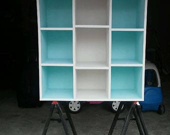 Customized Storage Unit