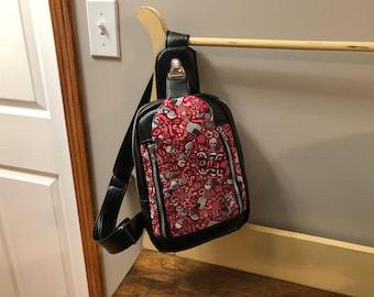 Sling backpack/purse