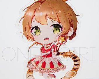 Cardcaptor Sakura Acrylic Stand[Pre-Order]
