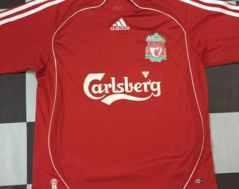 Liverpool FC Home Jersey 2006