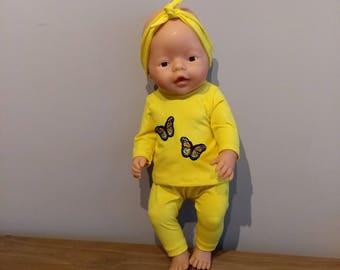 Baby Born 43 cm pop. Huispak.