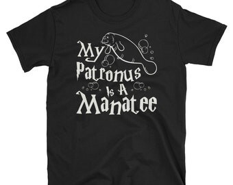 My Patronus Is A Manatee T-Shirt