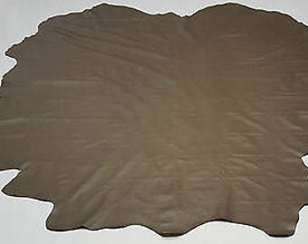 Leather Cow Hide Earth Brown Spinneybeck Ash Brown Upholstery Cowhides Ts-4513