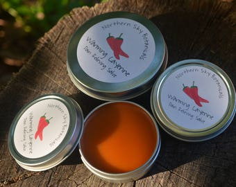 Warming Cayenne Pain Relieving Salve