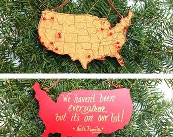 Travel ornament  Etsy