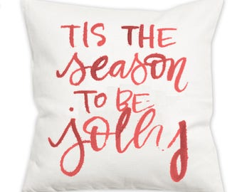 Jolly Pillow Cover
