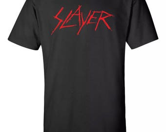 Slayer Adult Band Tee Sz:S-2XL