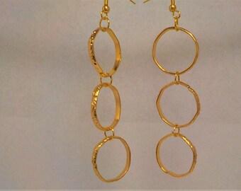 We 3 Gold rings