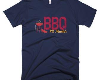 Bbq Pit master Short-Sleeve T-Shirt