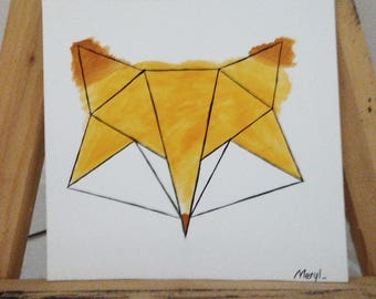 Fox (Origami)