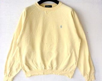 SALE!! Vintage 90's Polo Ralph Lauren Sweatshirt