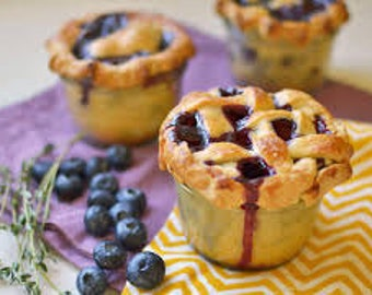 Gift for wife ideas etsy easter giftspie jars pie in a jarparty favorswedding favors negle Choice Image