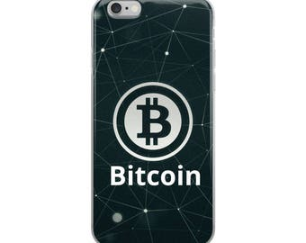 Bitcoin Cryptocurrency iPhone Case 6 6S Plus 7