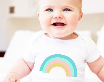 rainbow theme, rainbow baby, rainbow infant, rainbow, rainbow playsuit, rainbow gift
