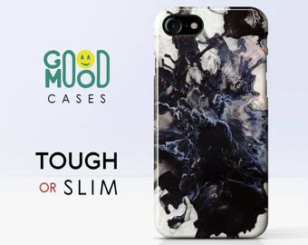 Liquid Marble II - iPhone 7 case, iphone 8 case, iphone 6 case, iphone 7 plus case, iphone 8 plus case, iphone 6 plus case, iphone X, Marble