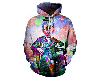 Hoodie Art, Hoodie Pattern, Pattern Hoodie, Graphic Hoodie, Graphic Sweatshirt, Art Hoodie, Art Hoodies, Art, Hoodie, 3d Hoodie - Style 4
