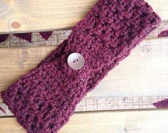 Women's Crochet Headband