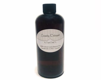All-natural Laundry Detergent - Concentrated