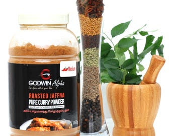 Roasted Jaffna Pure Curry Powder
