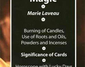 Black and white magic of marie Laveou