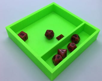 The Initiate Dice Tray