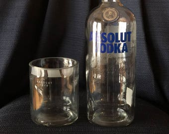 Absolute Vodka Glasses(Short or tall)