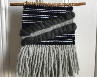 Woven wall hanging, wall hanging, wall decor, yarn, wall art, tapestry, woven decor