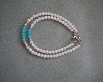 Bracelet and ankle craclet combination