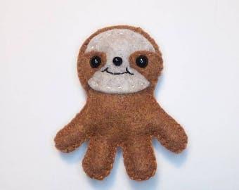 Kelly the Sloth - Plush