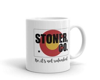 Stoner, Colorado Funny Mug made in the USA