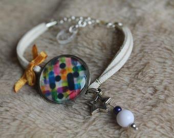 Pixi cabochon bracelet
